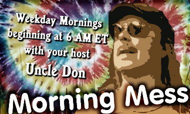 Morning Mess Ad