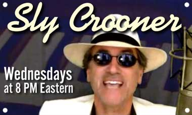 Sly Crooner Ad